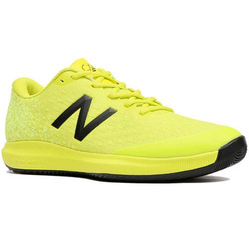 ニューバランス New Balance メンズ テニスシューズ オールコートモデル フューエルセル 996 イエロー MCH996 S4 2E