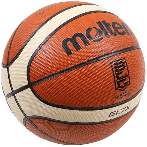 モルテン molten Bリーグ バスケットボール 公式 試合球 7号 BGL7X-BL