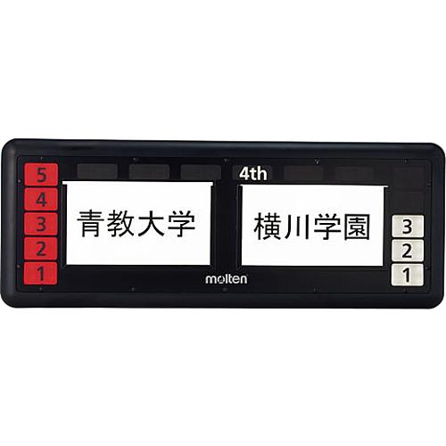 モルテン molten チーム名表示盤 UX0120-T