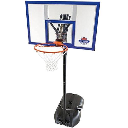 【特殊送料】ライフタイム LIFE TIME バスケットゴール+ボールリターンセット LT-90000RE