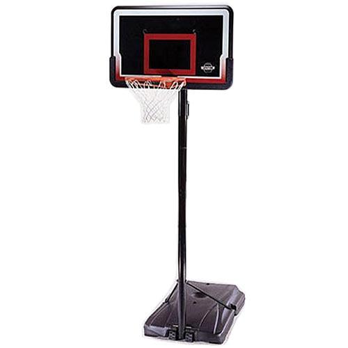 ライフタイム LIFE TIME バスケットゴールポールパッド付+ボールリターンセット LT-1491PRE