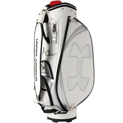 アンダーアーマー UNDER ARMOUR ゴルフ ツアーバッグ UA GOLF TOUR BAG 100:WHT/ホワイト AGF2955