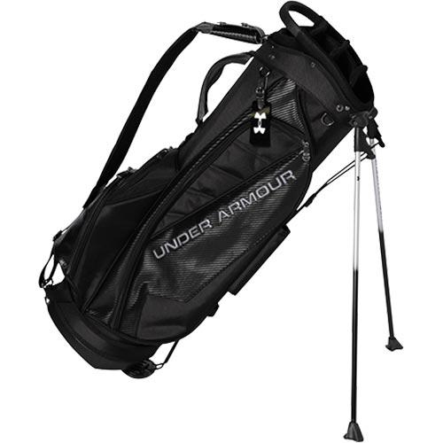 アンダーアーマー UNDER ARMOUR ゴルフ用品 UA ゴルフ キャディバッグ スタンドタイプ 001:BLK/ブラック AGF3792