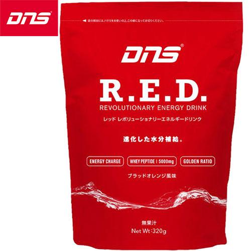 リカバリードリンク スポーツドリンク RED レッド ディーエヌエス DNS レッド レボリューショナリー エナジードリンク R.E.D. REVOLUTIONARY ENERGY DRINK 320g 10L用 D12000340909