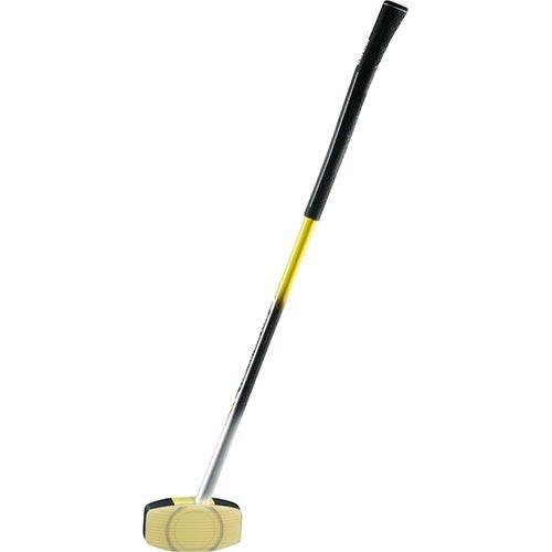 ハタチ HATACHI グラウンドゴルフ パワードリッジクラブ イエロー BH2770-45
