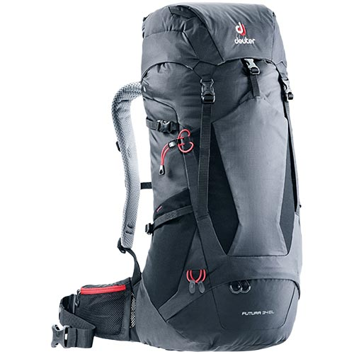 【格安saleスタート】 ドイター deuter ドイター フューチュラ 34L EL D3400918 ブラック EL 7000 D3400918, 3939 Surf&Snow:514b32c5 --- supercanaltv.zonalivresh.dominiotemporario.com