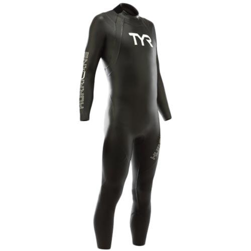 ティア TYR メンズ ハリケーン カテゴリー1 ウェットスーツ ブラック/ホワイト HCCNM6A 088