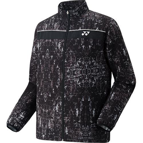 ヨネックス YONEX ユニ ウィンドウォーマーシャツ ブラック 70056 007 メンズ レディース, ハッピーグッズコレクション:1134ae8c --- idelivr.ai