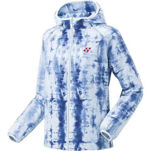 ヨネックス YONEX ウィメンズ ウィンドウォーマーフードシャツ ブルー 78050 002 レディース