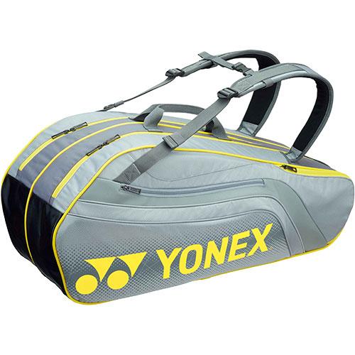 ヨネックス YONEX ラケットバッグ6 リュック付き グレー BAG1812R 010