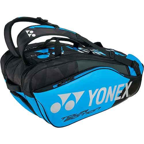ヨネックス YONEX ラケットバッグ9 リュック付 インフィニットブルー BAG1802N 506