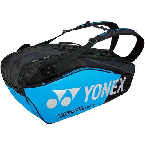 ヨネックス YONEX ラケットバッグ6 リュック付 インフィニットブルー BAG1802R 506