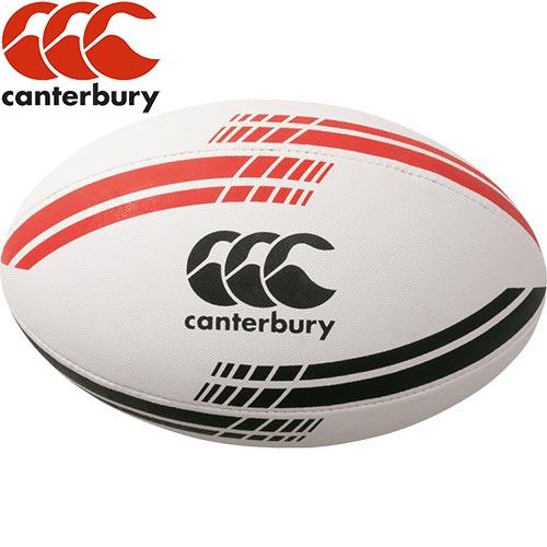 ラグビー 練習用 低価格化 カンタベリー デポー canterbury プラクティスボール 5号球 レッド 65 AA00412