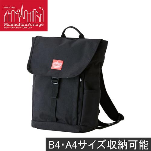マンハッタンポーテージ Manhattan Portage Washington SQ Backpack JR ワシントン SQ バックパック JR BLK MP1220JR