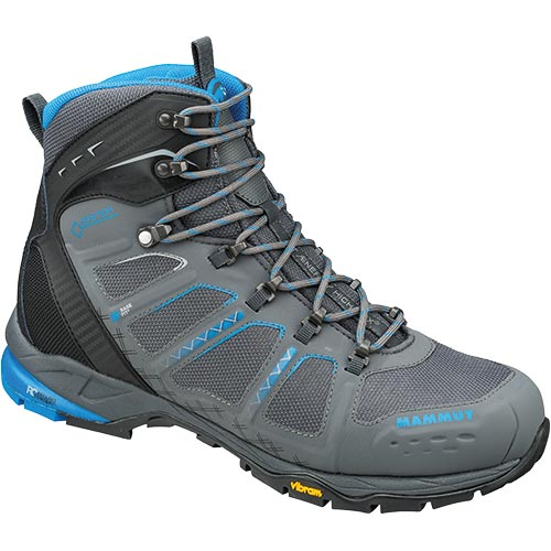 マムート MAMMUT メンズ T Aenergy High GTX Men 0102 graphite-atlantic 3020-05570