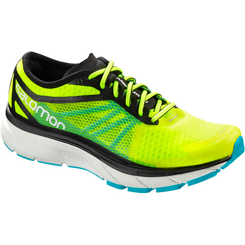 サロモン SALOMON ソニックRA SONIC RA SAFETY YELLOW/BLACK/BLUEBIRD L40009200 メンズ