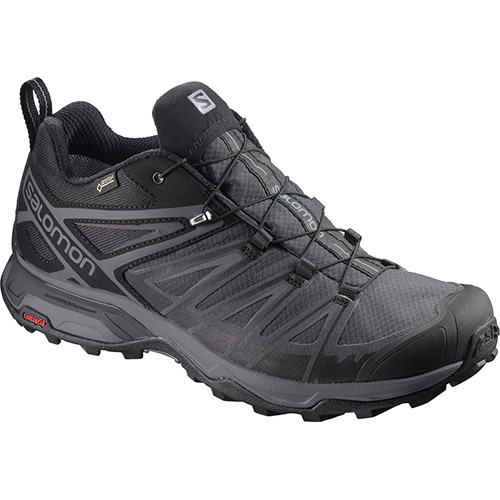 最新作の サロモン SALOMON Xウルトラ3ゴアテックス BLACK/MAGNET/QUIET X SHADE ULTRA L39867200 3 GORE-TEX BLACK/MAGNET/QUIET SHADE L39867200 メンズ, 箕郷町:57d61f21 --- rosenbom.se
