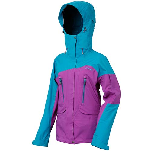 フェニックス phenix Spantik 3L Jacket PURPLE2 PH462ST60 レディース