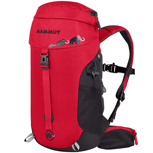 マムート MAMMUT First Trion 0575 black-inferno 2510-03110 18L キッズ