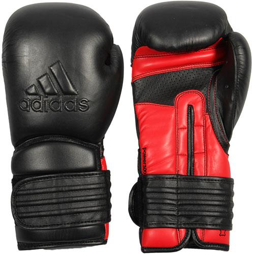アディダス adidas パワー Power 300 ボクシング グローブ 8オンス ブラック ADIPBG300-BK-8