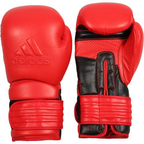 アディダス adidas パワー Power 300 ボクシング グローブ 10オンス レッド ADIPBG300-RD-10