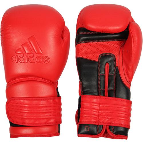 アディダス adidas パワー Power 300 ボクシング グローブ 12オンス レッド ADIPBG300-RD-12