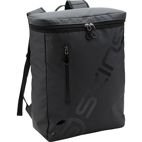 スキンズ SKINS スクエア バックパック フリーサイズ ブラック SRY7700 BKBK