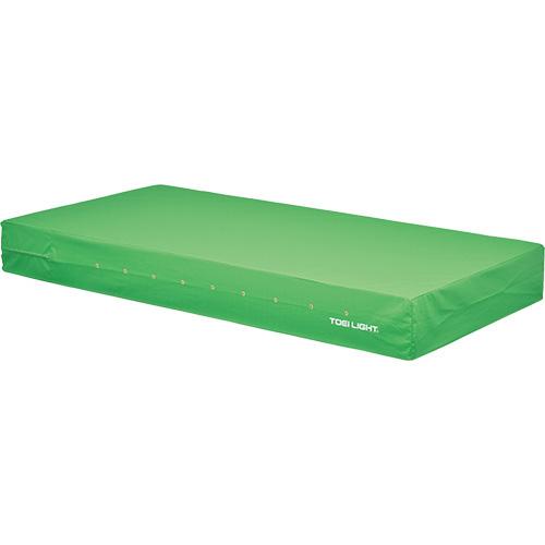 【受注生産品】【特殊送料】トーエイライト TOEI LIGHT カラーエバーマット90×180×20cm 緑 G1697G
