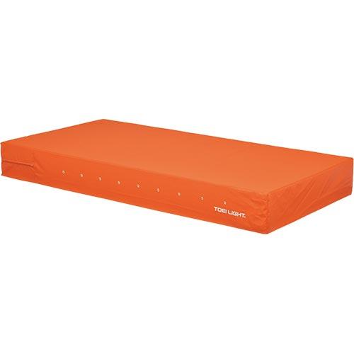 【受注生産品】【特殊送料】トーエイライト TOEI LIGHT カラーエバーマット90×180×20cm オレンジ G1697V