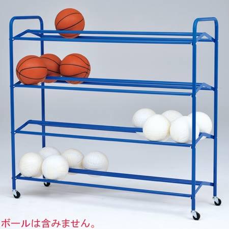 【受注生産品】【特殊送料】トーエイライト TOEILIGHT 低学年用両面式ボール整理棚4 B4008