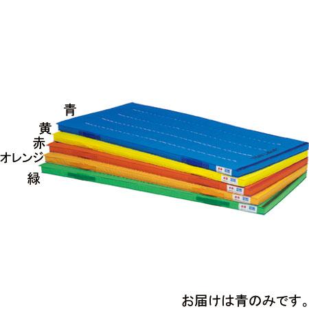 【受注生産品】【特殊送料】トーエイライト TOEILIGHT 抗菌エコカラー合成スポンジマット 5cm厚・連結式・ノンスリップ 90×180×5cm T2852B