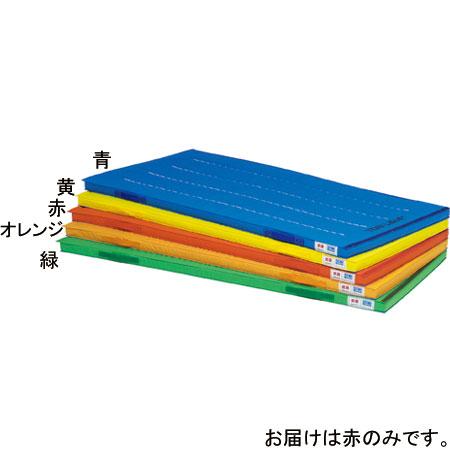 【受注生産品】【特殊送料】トーエイライト TOEILIGHT 抗菌エコカラー合成スポンジマット 5cm厚・連結式・ノンスリップ 90×180×5cm T2852R