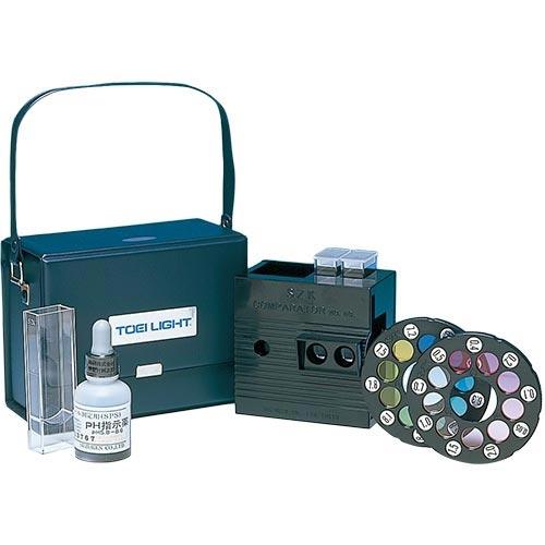 トーエイライト TOEI LIGHT DPD残留塩素/PH測定器 B-4260