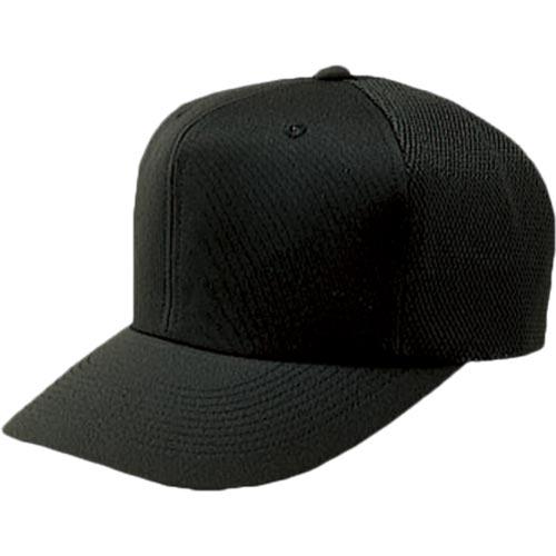 野球 帽子 新作アイテム毎日更新 現金特価 キャップ レワード REWARD 練習用六方半メッシュキャップ CP-26 07 ブラック