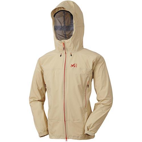 ミレー MILLET ティフォン 50000 ストレッチ ジャケット TYPHON 50000 ST JKT メンズ CAPPUCCINO MIV01479
