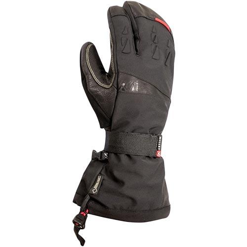 ミレー MILLET メンズ レディース 手袋 エクスパート 3 フィンガー ゴアテックス グローブ 0247/ブラック ノアール MIV7899