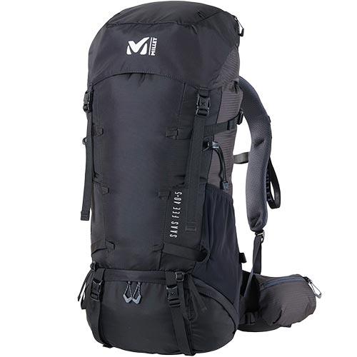 ミレー Millet サースフェー 40+5 Mサイズ ブラック 0247/BLACK-NOIR MIS0593
