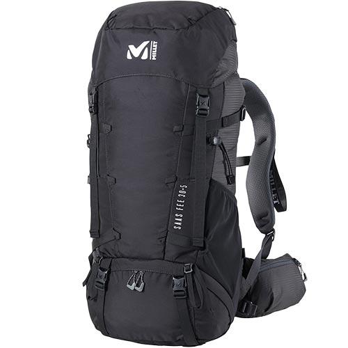 ミレー Millet サースフェー 30+5 Mサイズ ブラック 0247/BLACK-NOIR MIS0595