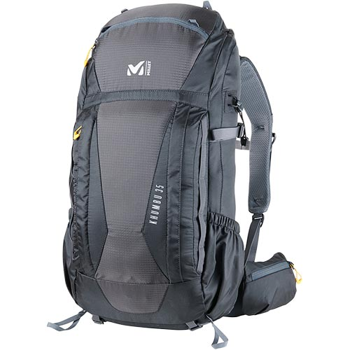 ミレー Millet クンブ 35 Mサイズ ブラック 3721/CASTELROCK MIS0600