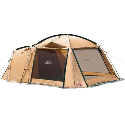 コールマン Coleman キャンプ タフスクリーン2ルームハウス テント 2000031571