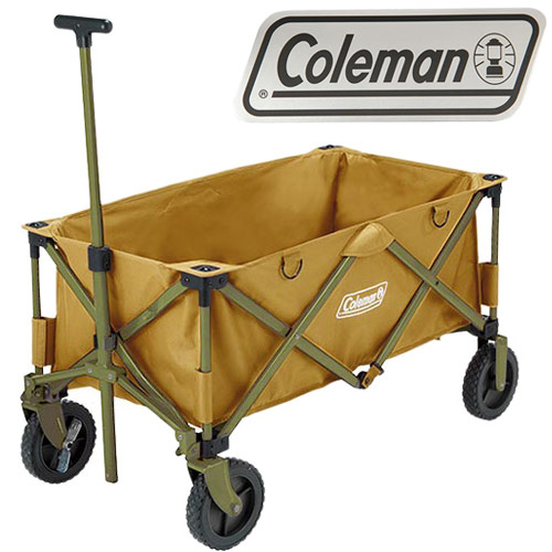 コールマン Coleman アウトドアワゴン サンド 2000034678