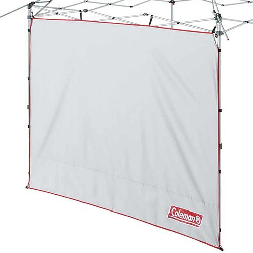 専用サイドウォール 日よけ テント イベント レジャー 返品送料無料 キャンプ 在庫一掃売り切りセール L 2000036445 Coleman フルフラップフォーインスタントバイザーシェード コールマン