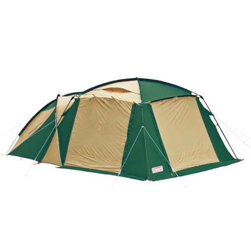 コールマン Coleman キャンプ タープテント ラウンドスクリーン2ルームハウス 170T14150J