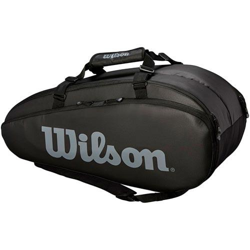ウイルソン Wilson テニスバッグ TOUR 2 COMP BKGY LARGE ブラック・グレー WRZ849309