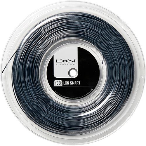 ルキシロン ブラック/ホワイト LUXILON 硬式テニス ガット LXN WR8301001130 SMART 130 200mロール ブラック ルキシロン/ホワイト WR8301001130, エンベツチョウ:b13a4551 --- officewill.xsrv.jp