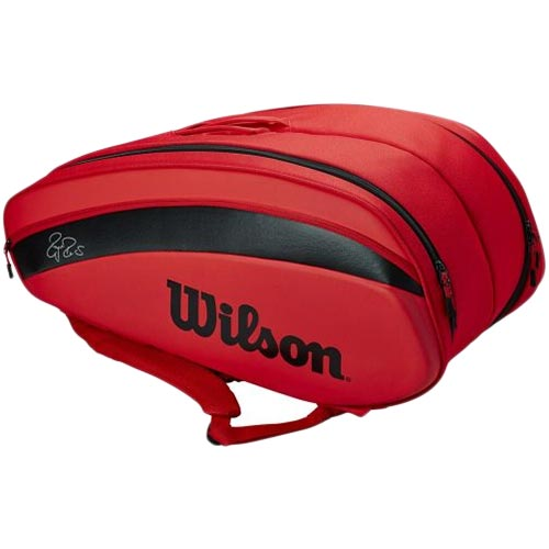 ウイルソン Wilson テニスバッグ RF DNA 12PK インフラレッド WR8006001001