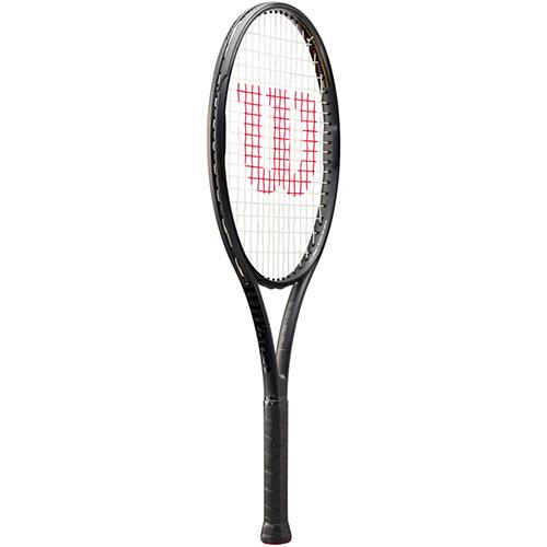 ウイルソン Wilson ジュニア 硬式 テニスラケット プロスタッフ PRO STAFF 26 V13.0 ブラック WR050410S