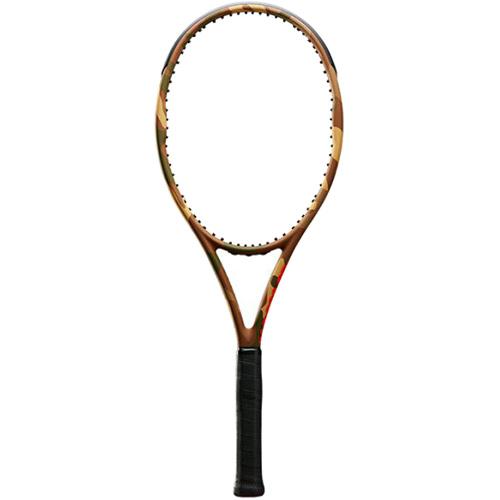 ウイルソン Wilson 硬式 テニスラケット バーン95 CV カウンターヴェイル カモ BURN 95 CV CAMO グリップ2 WRT7414202
