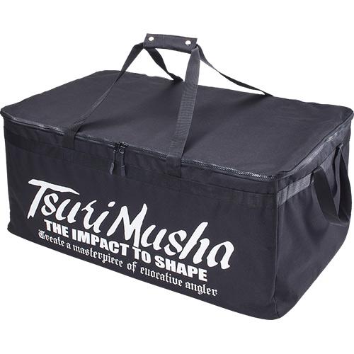 釣武者 TsuriMusha 上物 釣り Musha ギアコンバッグ 525198