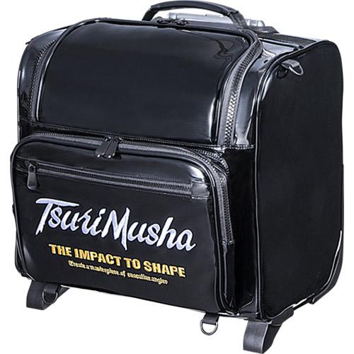 釣武者 TsuriMusha 上物 釣り Musha ホイールキャリーバッグ 525167